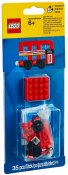 LEGO Magnet London Buss 853914