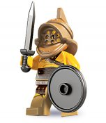 Minifigurer Gladiator 88057