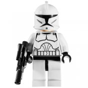Minifigurer Clone Trooper 9002