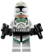 Minifigurer Clone Trooper enhanced 9048