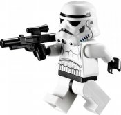 Minifigurer Star Wars Storm Trooper enhanced 9073