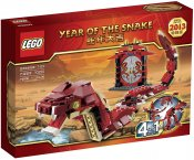 LEGO Special edition 2013 Year of the Snake 10250