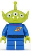 Minifigurer Toy Story Alien 9212