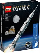 LEGO Ideas NASA Apollo Saturn V 92176
