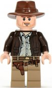 Minifigurer Indiana Jones limited 9309