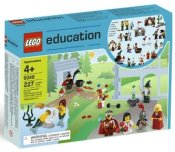 LEGO Education Sagofigurer 9349