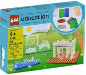 LEGO Education Byggplattset 9388