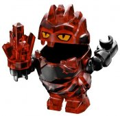 Minifigurer Power Miners Infernox 9407