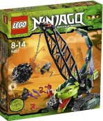 Ninjago Fangpyre Wrecking Ball 9457