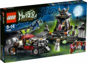 LEGO Monster Fighters The Zombies limited 9465