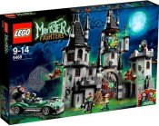 LEGO Monster Fighters Vampyrslottet 9468
