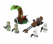 STAR WARS Endor Rebel Trooper & Imperial Trooper Battle Pack 9489
