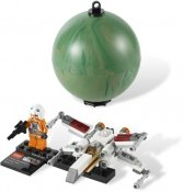STAR WARS X-wing Starfighter & Yavin 4 9677