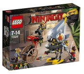 LEGO The Ninjago Movie Pirayans attack 70629