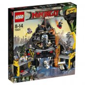 LEGO The Ninjago Movie Garmadons Vulkanfästning 70631