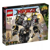 LEGO The Ninjago Movie Jordskredsrobot 70632