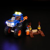 Belysning till 60180 Monstertruck BX137