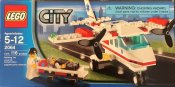 LEGO City Airline Promotional Set 2064