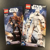 LEGO Star Wars Buildable Figure Battle Pack 755356