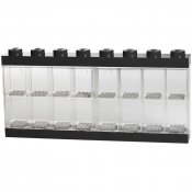 LEGO Minifigure Display Case 16 Svart 40660003