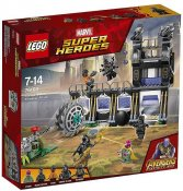 LEGO Super Heroes Corvus Glaive Thresher Attack 76103