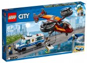LEGO City Luftpolisen och diamantkuppen 60209