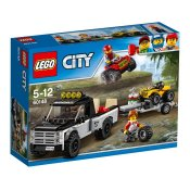 LEGO City Fyrhjulingsracerteam 60148
