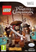 LEGO Pirates of the Caribbean Nitendo Wii 5002