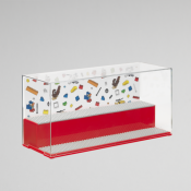 LEGO Iconic Play & Display Case Red 40700001