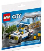 LEGO City Police Car polybag 30352