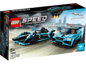 LEGO Speed Champions Formula E Panasonic Jaguar Racing 76898
