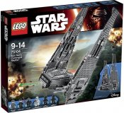 LEGO Star Wars Kylo Rens Command Shuttle 75104