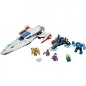 LEGO Super Heroes Darkseids invasion 76028