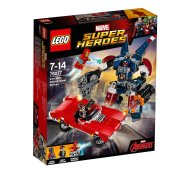 LEGO Super Heroes Iron Man: Detroit Steel anfaller 76077