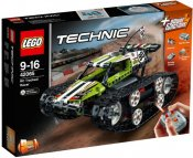 LEGO  Skadad Ask Technic RC Tracked Racer SK42065