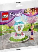 LEGO Friends Wish Fountain 30204