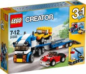 LEGO Creator Fordonstransport 31033