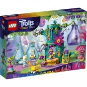 LEGO Trolls Kalas i Pop Village 41255