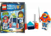 LEGO Nexo Knights Clay and training stand 271712