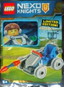 LEGO Nexo Knights Knight Racer Foil Bag 271606
