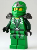 LEGO Lloyd - Rebooted with ZX Hood  njo213