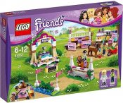 LEGO Friends Heartlakes hästshow 41057