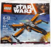 LEGO specialpåse Star Wars Poes X-Wing Fighter 30278