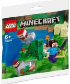 LEGO Minecraft Steve and Creeper 30393