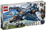 LEGO Super Hereos Avengers ultimata Quinjet 76126