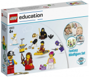 LEGO Education Sago- och Fantasifigurer 45023