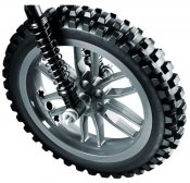 LEGO 1st Motorcycle Tyre Ø 100,6 6021952