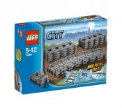 Lego City Flexibla skenor 7499