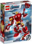LEGO Super Heroes Iron Mans robot 76140