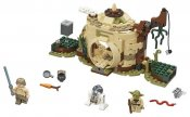 LEGO Star Wars Yodas Hut 75208